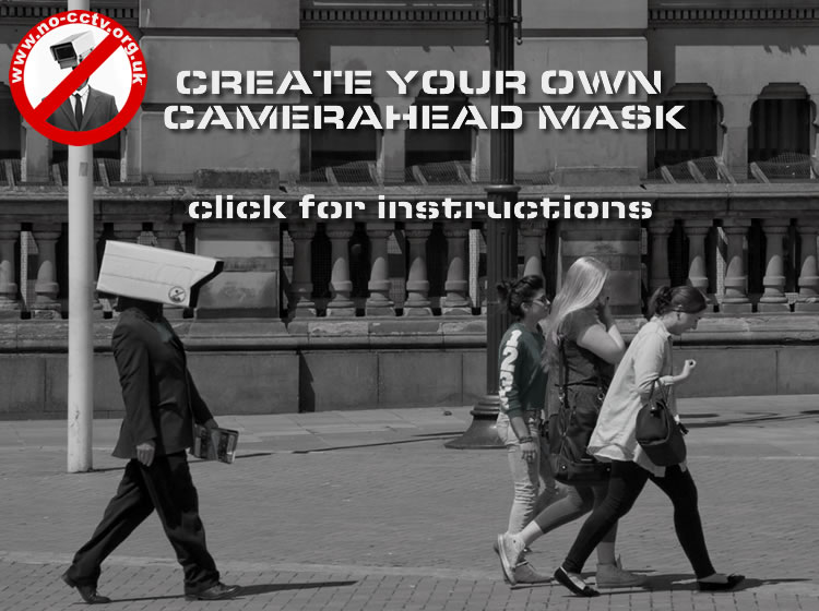 Create your own camerahead